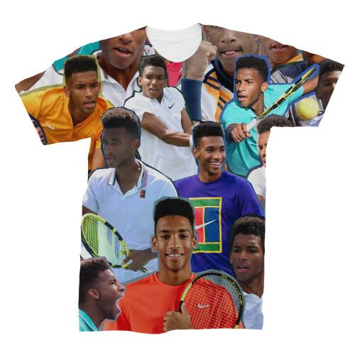 Felix Auger Aliassime tshirt