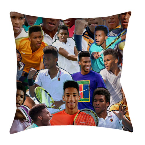 Felix Auger Aliassime pillowcase