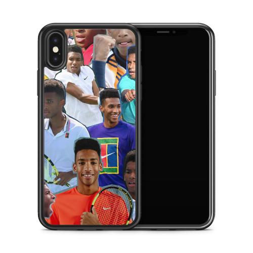Felix Auger Aliassime phone case x