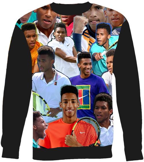 Felix Auger Aliassime sweatshirt
