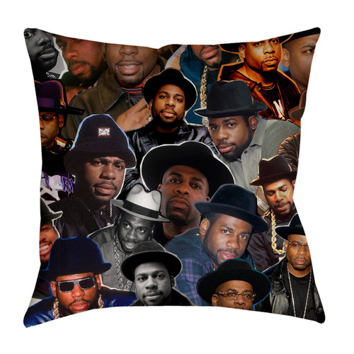 Jam Master Jay pillowcase
