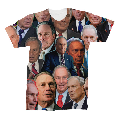 Michael Bloomberg tshirt