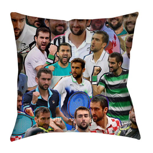 Marin Cilic pillowcase