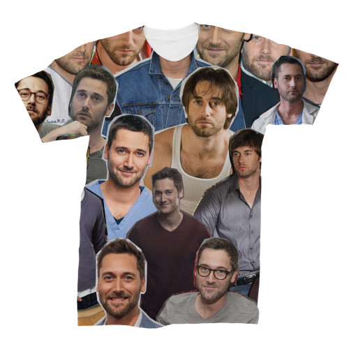 Ryan Eggold tshirt