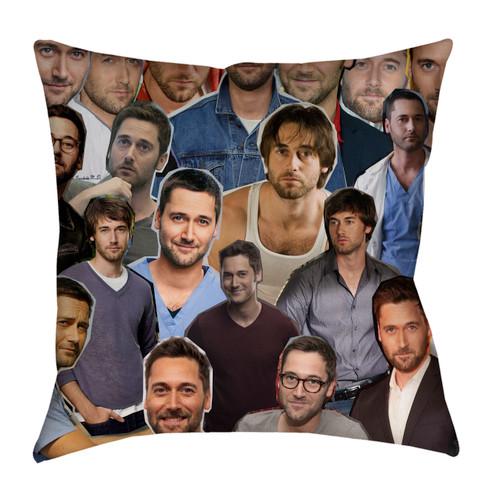 Ryan Eggold pillowcase
