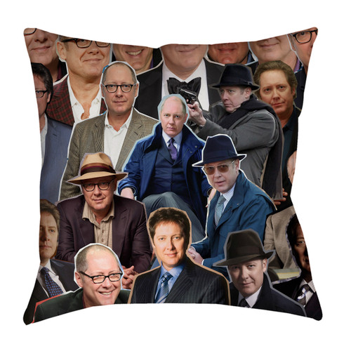 James Spader pillowcase