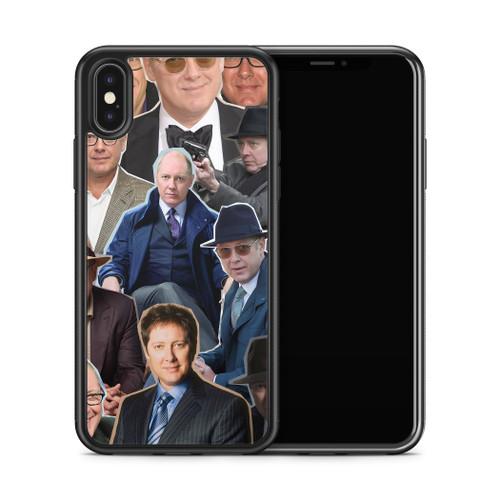 James Spader phone case x