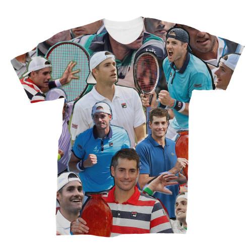 John Isner tshirt