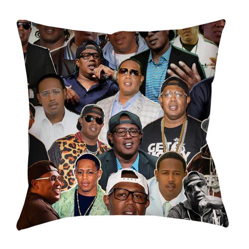 Master P pillowcase