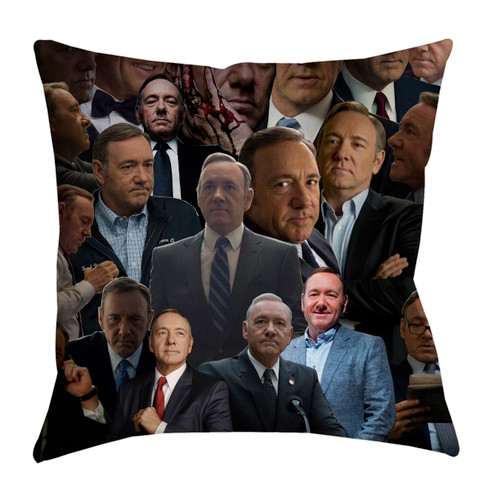 Francis Underwood (House of Cards) pillowcase