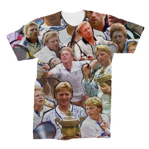 Boris Becker tshirt
