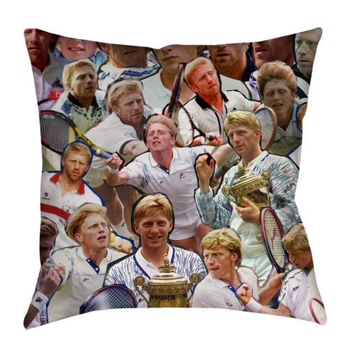 Boris Becker pillowcase