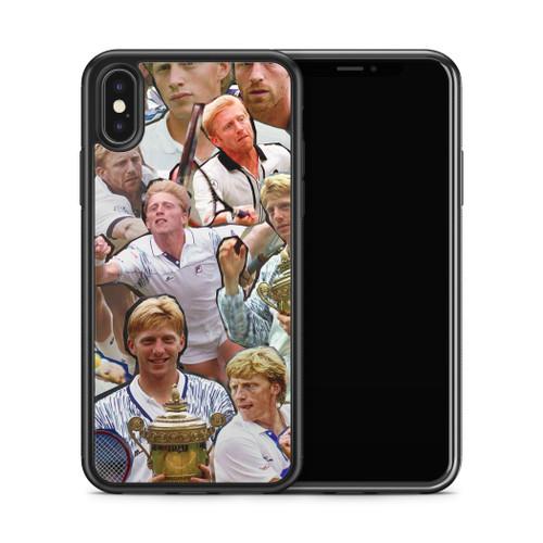 Boris Becker phone case x