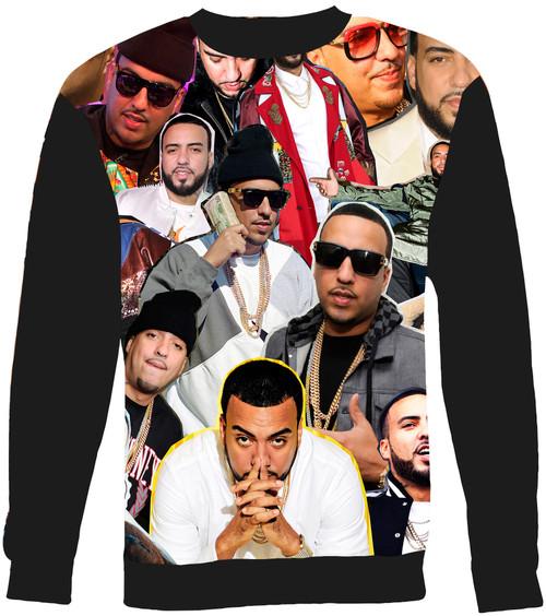 French Montana sweatshirt