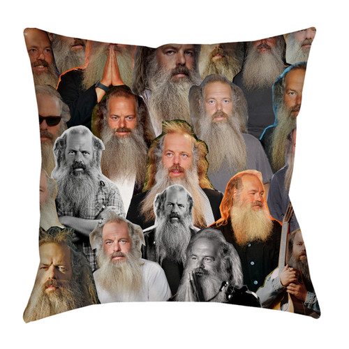 Rick Rubin pillowcase