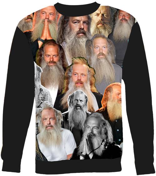 Rick Rubin sweatshirt