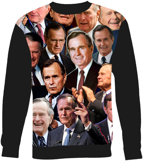 George H. W. Bush Sweatshirt
