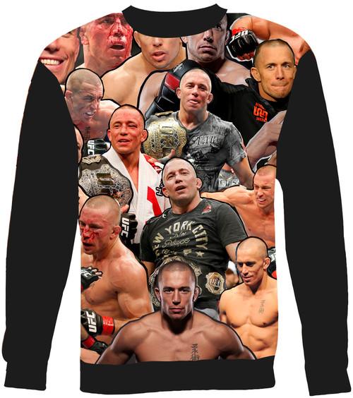 George St-Pierre sweatshirt