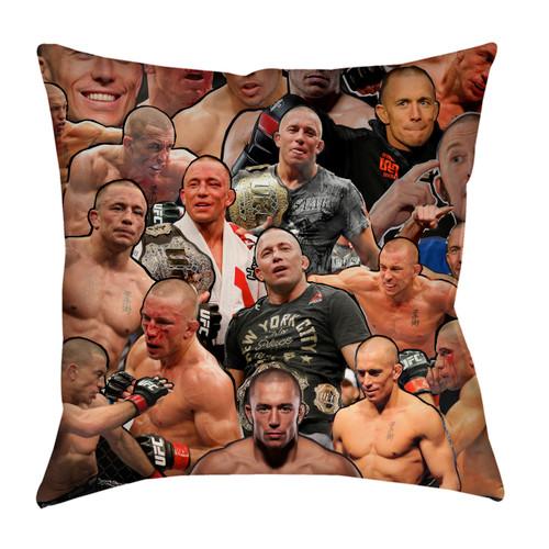 George St-Pierre pillowcase