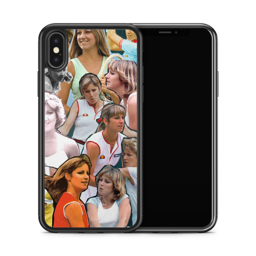 Chris Evert phone case x