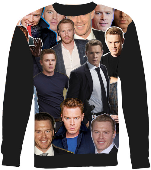Diego Klattenhoff Collage Sweater Sweatshirt