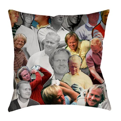 Jack Nicklaus pillowcase