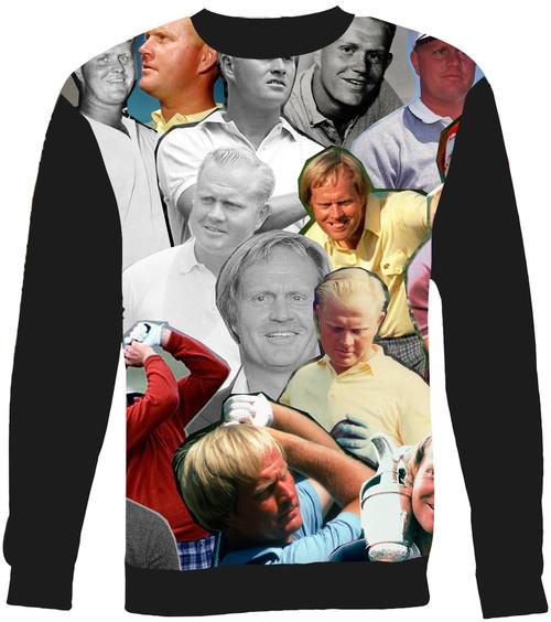 Jack Nicklaus Collage Sweater Sweatshirt