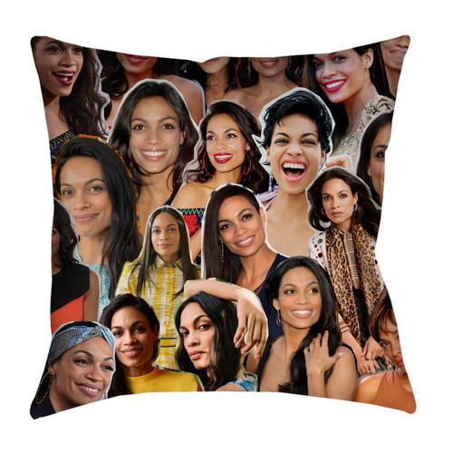Rosario Dawson pillowcase