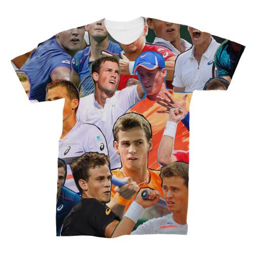 Vasek Pospisil tshirt