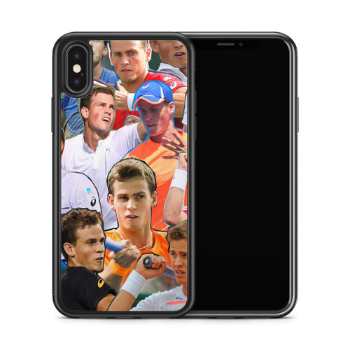 Vasek Pospisil phone case x