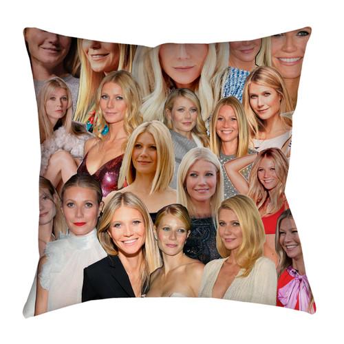 Gwyneth Paltrow pillowcase
