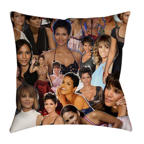 Halle Berry pillowcase