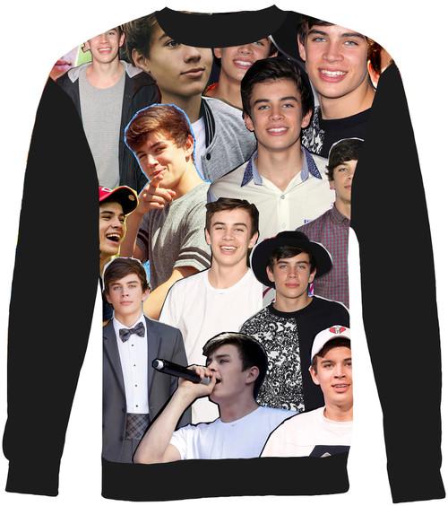 Hayes Grier sweatshirt