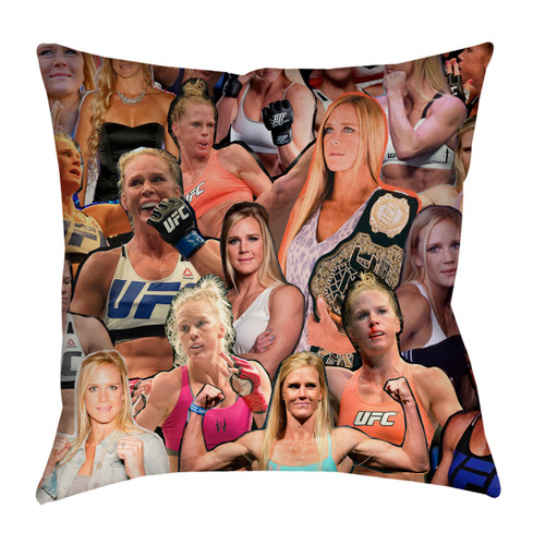 Holly Holm pillowcase