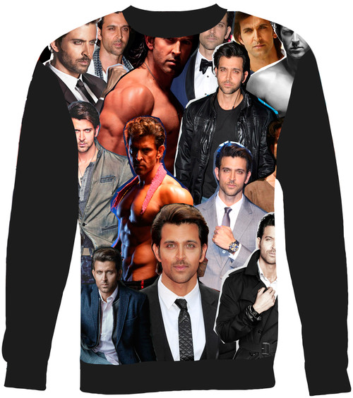 Hrithik Roshan sweatshirt