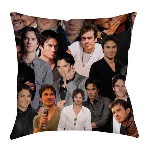Ian Somerhalder pillowcase