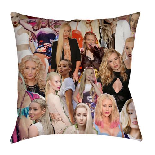 Iggy Azalea pillowcase