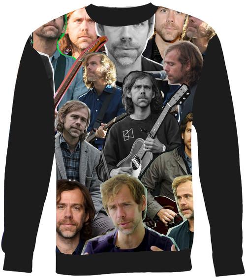 Aaron Dessner sweatshirt