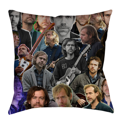 Aaron Dessner pillowcase