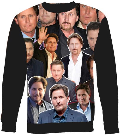 Emilio Estevez sweatshirt