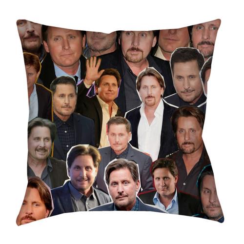 Emilio Estevez pillowcase