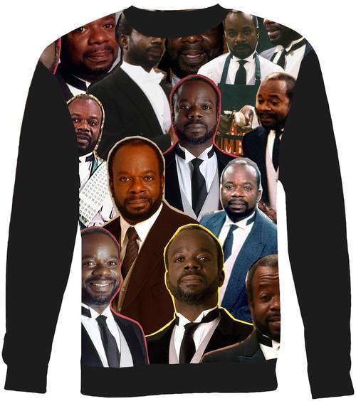 Geoffrey The Fresh Prince of Bel Air sweatshirt
