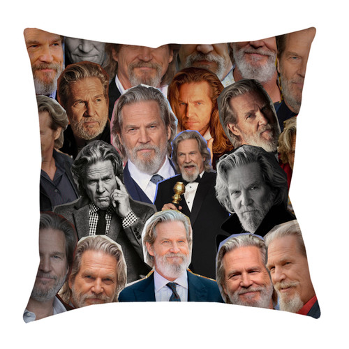 Jeff Bridges pillowcase