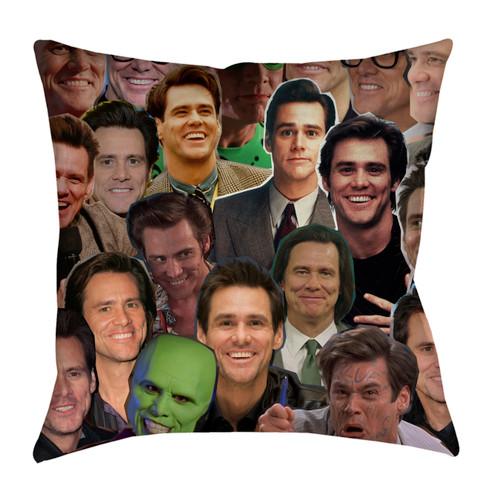 Jim Carrey pillowcase