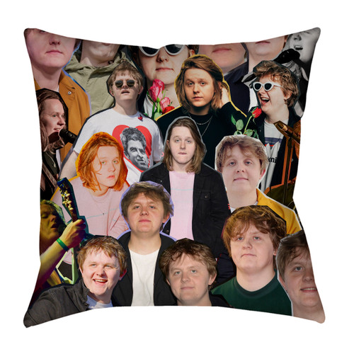 Lewis Capaldi pillowcase