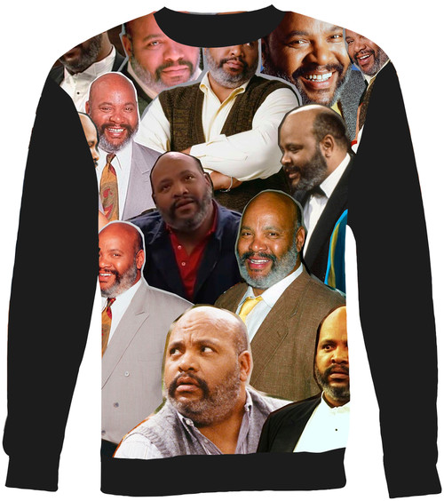 Philip Banks The Fresh Prince of Bel Air Collage Sweater Sweatshirt