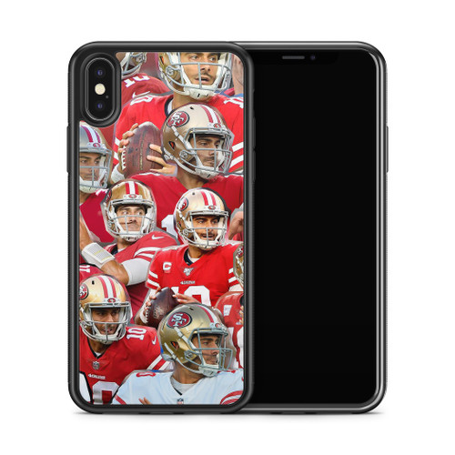 Jimmy Garoppolo phone case x
