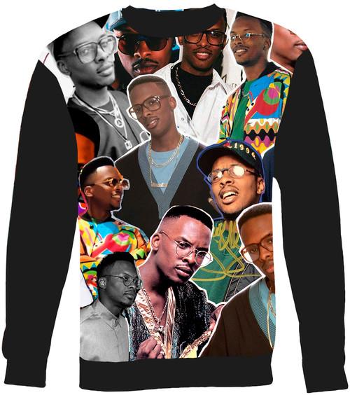 DJ Jazzy Jeff The Fresh Prince of Bel Air sweatshirt