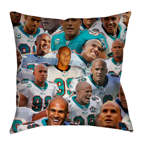 Jason Taylor pillowcase