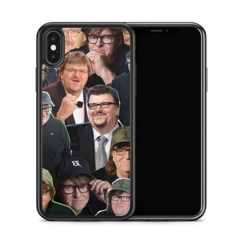Michael Moore phone case x